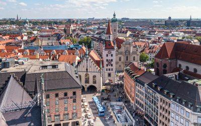 Programa de alemán para adultos en Berlín, Frankfurt, Hamburgo o Munich
