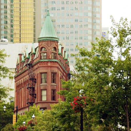 Programa de inglés para adultos en Vancouver o Toronto