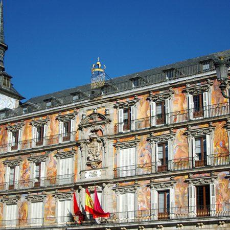Programme d'espagnol à madrid