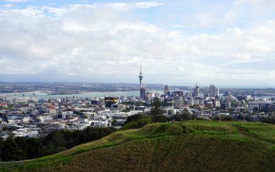 Trimestre de verano o año escolar en Auckland