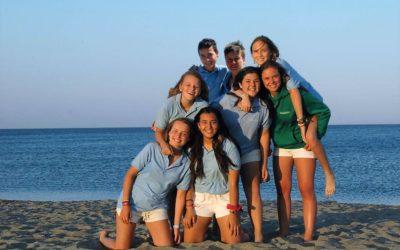 Summer Camp en Espagne