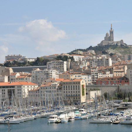 Programa de Francés y actividades en Marsella