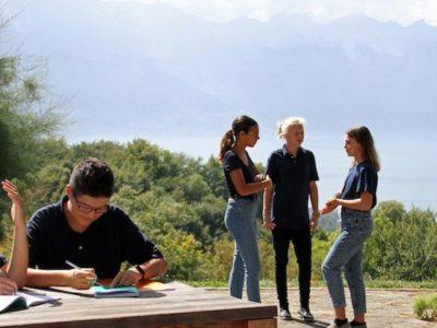 Año escolar en Suiza
